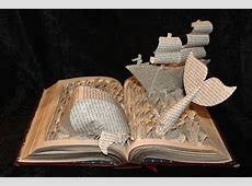 Art Made Out of Books Puts New Spin on Concept of Book Art