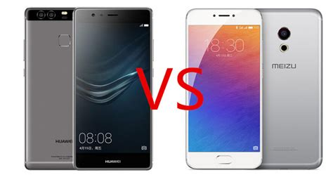 which phone is better meizu pro 6 vs huawei p9 which phone is better