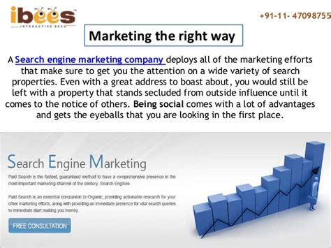Search Marketing Company by Comprehensive Search Marketing Tactics For Gaining E