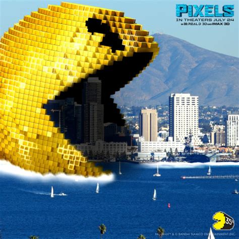 Sony Changed New Movie Pixels To Avoid Chinese Censors