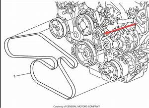 Diagram  I Need Diagram For Serpentine Belt Replacement