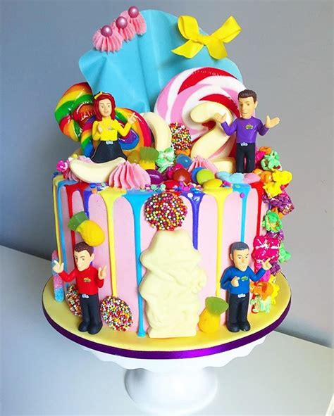 ideas  wiggles party  pinterest wiggles