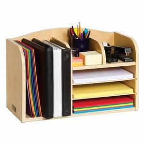 Guidecraft, Classroom, Furniture, High, Desk, Organizer, U0026, Reviews