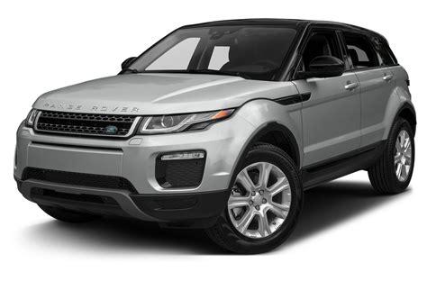 New 2017 Land Rover Range Rover Evoque Price Photos