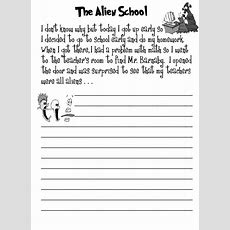 2nd Grade Writing Worksheets  Best Coloring Pages For Kids