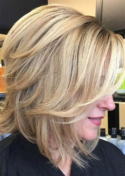 Top 51 Haircuts & Hairstyles for Women Over 50: Youthful