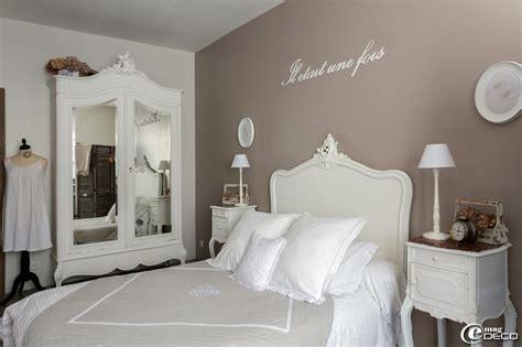 deco chambre parentale romantique maison du monde chambre a coucher