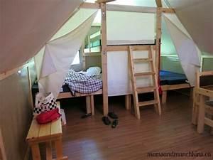 oTENTik Camping Adventures - Moms & Munchkins