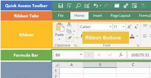 How To Add Macro Buttons To The Excel Ribbon Or Quick