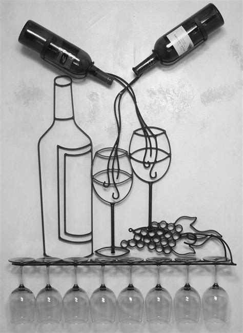 125 best images about Cool Wine Racks on Pinterest | Wall