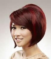 model rambut pendek  wajah bulat  wanita indonesia