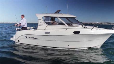 Weekender Boat by Arvor Weekender Shaft Drive Turbo Diesel Semi