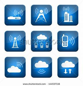 6 Information Technology People Icons Images - Information ...
