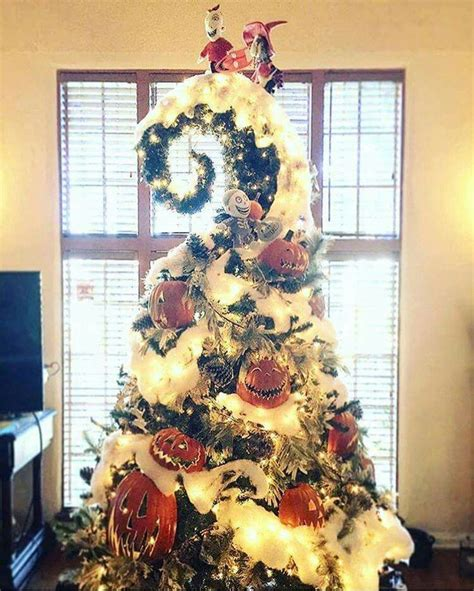 tree from nightmare before christmas best 25 nightmare before christmas decorations ideas on 6860