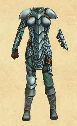 scale armor forgotten realms wiki fandom powered  wikia