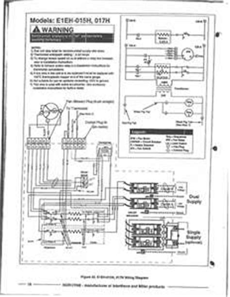 solved    wiring diagram   intertherm model