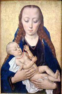 Virgin And Child Dieric Bouts | www.imgkid.com - The Image ...