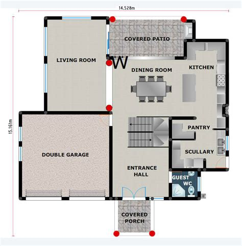 design floor plans free house plans building plans and free house plans floor plans from south africa plan of the