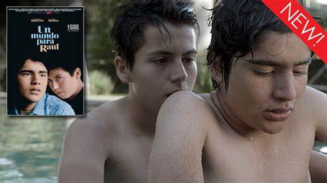 Mexican Film Addresses The Issue Of Homosexuality
