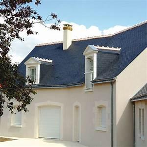 Toiture Metallique Pour Maison : modele de toiture pour maison plan de maison etage toit ~ Premium-room.com Idées de Décoration