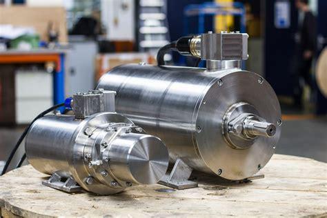Subsea electrical motors - Seatec