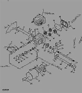 John Deere 2520 Wiring Harness