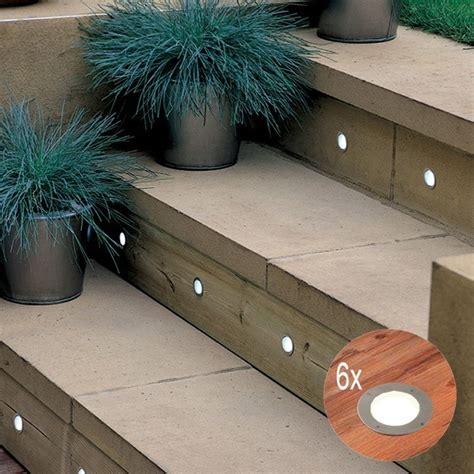Spot Encastrable Exterieur Solaire Kit 6 Spots Ext 233 Rieurs Encastrable 4000k Eclairage Design
