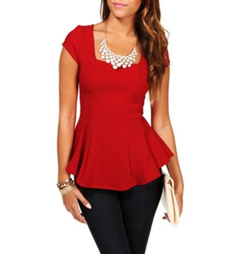 red christmas blouses women s lace blouses