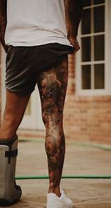 Take A Look At Obj 39 S Detailed Leg Sleeve Terez Owens