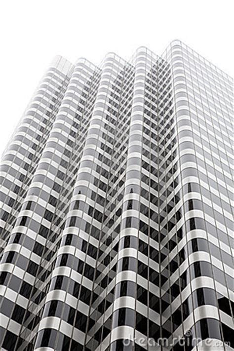 black  white building royalty  stock  image