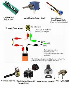 what is a variable resistor in science - 28 images ...
