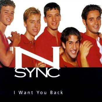 i miss you testo nsync i want you back riprock s elevation edit testo