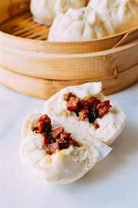 Warm Light App Iphone Steamed Bbq Pork Buns Char Siu Bao Keeprecipes Your