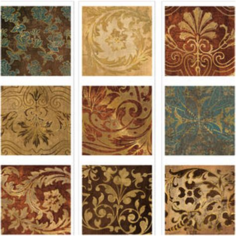 lot  tapestry tiles wall decals