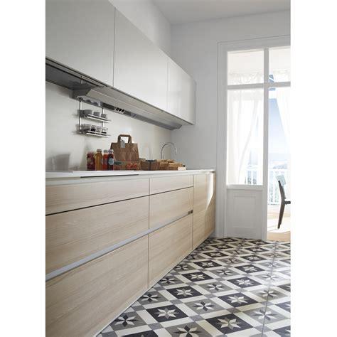 le de cuisine tendance une cuisine bois et laque décoration