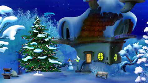 magic christmas night  year stock footage video