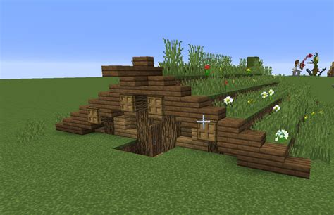 small norse house design minecraft