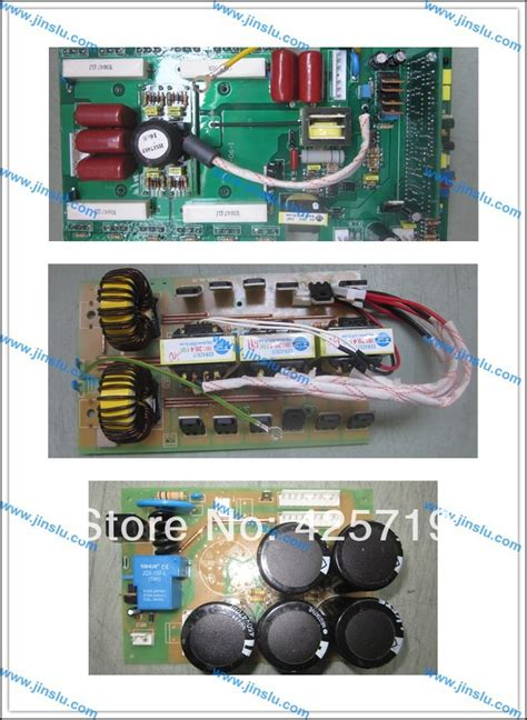 Set Mosfet Arc Inverter Welder Pcb Upper Power