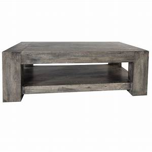 Grey wood coffee table uk the coffee table for Gray wood and metal coffee table