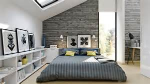open house designs bright modern loft bedroom design and decor ideas