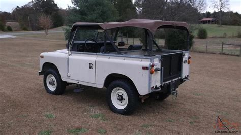 land rover series 3 custom 1972 land rover series iii