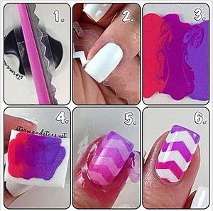 DIY Easy Nail Designs/tutorials | Trusper