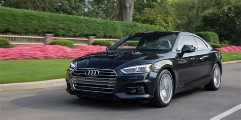 2018  Audi  A5s5  Vehicles On Display  Chicago Auto Show