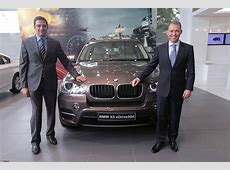 BMW launches the largest dealership in the luxury car