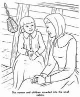 Coloring Thanksgiving Pilgrims Xxx Child Printable sketch template