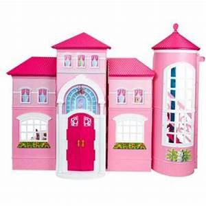 La Nouvelle Maison De Barbie Maison De Poupe Achat