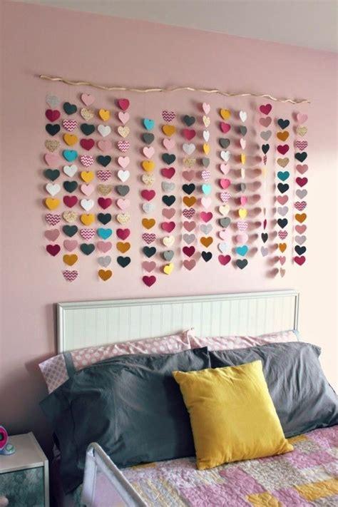 Deko Ideen Jugendzimmer Selber Machen by Die Besten 25 Wanddeko Kinderzimmer Ideen Auf