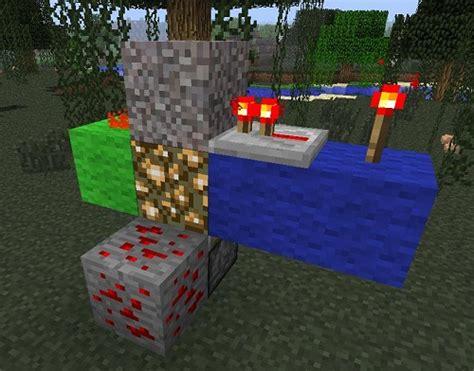 Lit Redstone L Minecraft by Minecraft Light Up Redstone Ore Agazoo