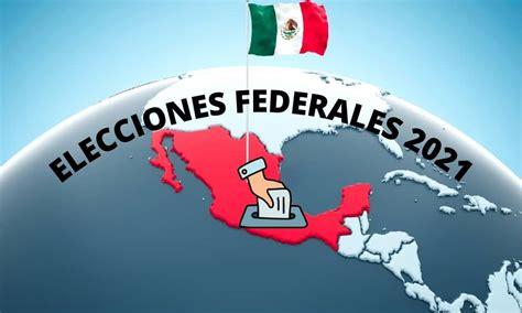 15:50 | este domingo 6 de junio la jornada electoral en méxico se lleva a cabo en un horario de 8:00 de la mañana a 6:00 de la tarde o hasta que el último elector formado. Elecciones Federales 2021 en México. - Mexico Real