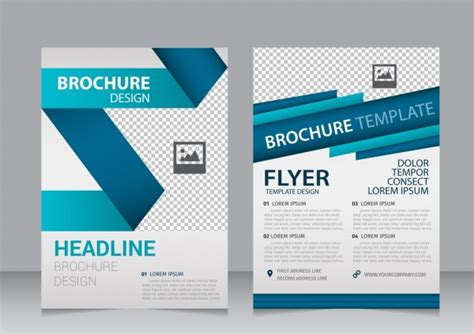 Informational Brochure Templates Free by Dorable Sle Flyers Templates Free Component Resume